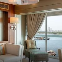 旅游BUG价:限万豪app 阿联酋迪拜河喜来登酒店 总统套房