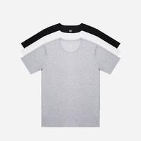 90分 男士銀離子抗菌T恤 2件裝