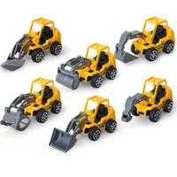 移動端 : 兒童玩具工程車 6只裝