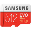 SAMSUNG 三星 EVO Plus 升級版+ MicroSD卡 512GB