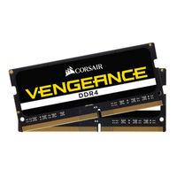CORSAIR 美商海盗船 笔记本内存条 (1.2V、DDR4 3000、16G*2)