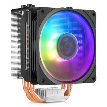 COOLERMASTER 酷冷至尊 CPU 散热器 (RPG彩色)