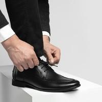 七面 MS701S01 休闲皮鞋