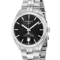 TISSOT 天梭 PR100系列 T101.408.11.051.00 男士机械腕表