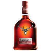 THE DALMORE 大摩 北高地单一麦芽威士忌 12年 700ml