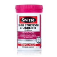 Swisse 瑞思 蔓越莓胶囊 25000mg 30粒