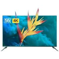 5日0点:CHANGHONG 长虹 55D7P  4K 液晶电视 55英寸