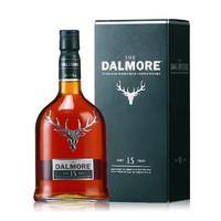 THE DALMORE 大摩 北高地单一麦芽威士忌 15年 700ml