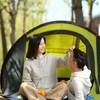 早風 戶外3-4人雙層速開帳篷