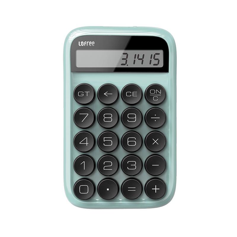 LOFREE 洛斐 EH113P 糖豆计算器