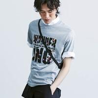 BECK&BEN 男式功能短袖印花T恤 *2件