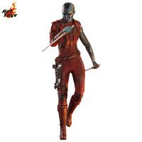 新品预售:Hot Toys 复仇者联盟4 星云 1:6比例珍藏人偶