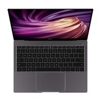 再降價 : HUAWEI 華為 MateBook X Pro 13.9英寸筆記本電腦 2019款(i5-8265U、8G、512GB、集顯)