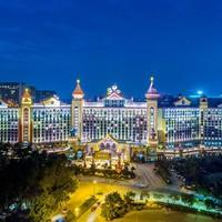暑假!广州长隆熊猫酒店2晚+长隆野生动物世界门票(2日多次入园)+大马戏门票套餐