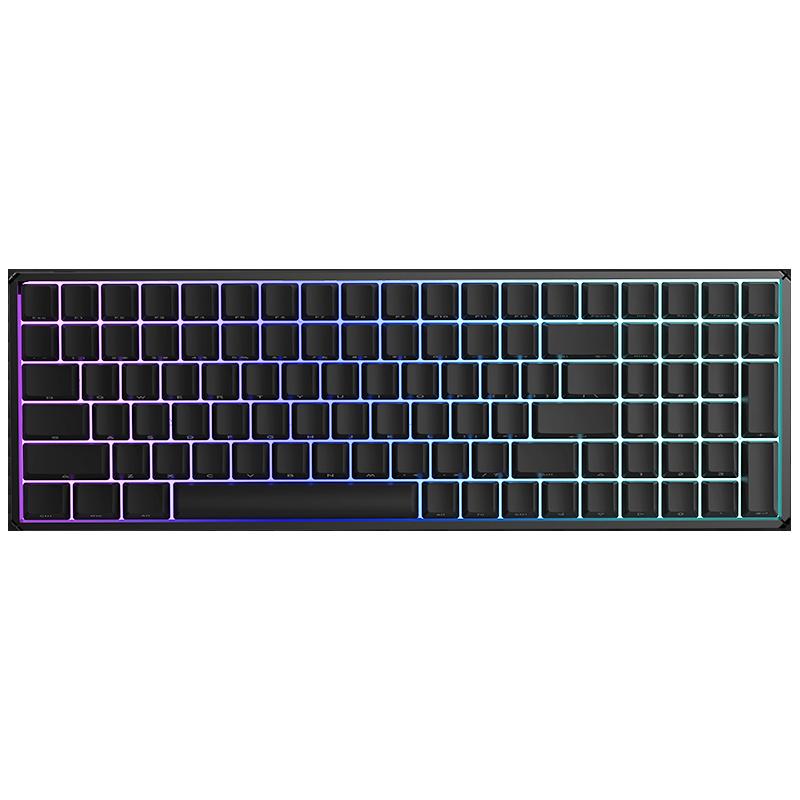 IQUNIX F96 RGB 96键 蓝牙双模机械键盘 Cherry轴