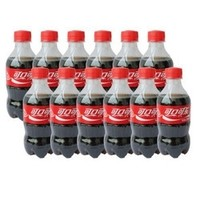 临期品、限华?#20445;篊oca Cola 可口可乐 汽水 300ml*12瓶 *3件
