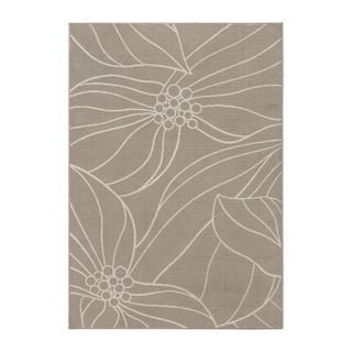 富居(FOOJO)客厅卧室地毯 露特斯短绒160*230cm灰色