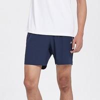 SKECHERS 斯凯奇 SDAMF18R015 男士短裤
