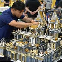 預售 : 樂高MOC玩家之夜·原創拼砌作品展  北京站