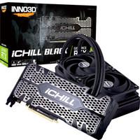 映眾(Inno3D)GeForce RTX 2080 Ti 冰龍黑金版 11GB GDDR6 P