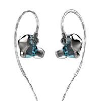 VSONIC 威索尼可 VS9 冰山铝合金版 入耳式耳机 净水黑