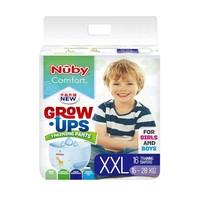 Nuby 努比 婴儿拉拉裤 XXL16片 4包装