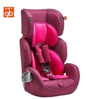 移动专享:gb 好孩子 CS639 儿童安全座椅 9个月-12岁