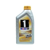 Mobil 美孚 1号 FS 0W-40 SN级 全合成机油 1L 6桶装 欧洲进口 *8件