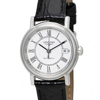 LONGINES 浪琴 Presence 瑰丽系列 L4.321.4.11.2 女士机械腕表