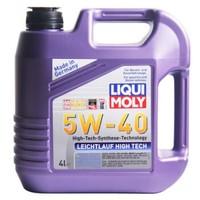 LIQUI MOLY 力魔 高科技雷神全合成机油 5W-40 SN/CF 4L