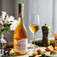 京东PLUS会员:PAULCAKI 保罗酒庄 萨摩罗德尼 甜白葡萄酒 500ml