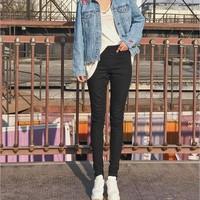 限尺码:OLD NAVY 602390 女士中腰牛仔裤