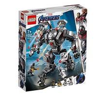 LEGO 乐高 超级英雄系列 76124 战争机器重武装机甲