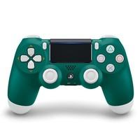 SONY 索尼 PlayStation 4 (PS4)游戏手柄 高山绿 17版