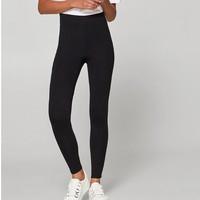 限尺码:ESPRIT 098CC1B012 女士高腰紧身长裤