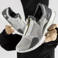 限尺码:adidas 阿迪达斯 PureBOOST X TR Zip 女?#20248;?#27493;鞋