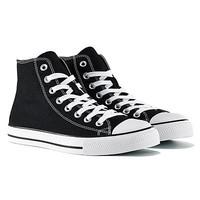 Vancl ?#37096;?#35802;品 1090243 男款高/低帮帆布鞋