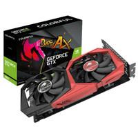 COLORFUL 七彩虹 戰斧 GeForce GTX 1650 4G 顯卡