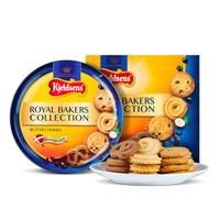 Kjeldsens 丹麦蓝罐 曲奇饼干(海盐焦糖味)650g *2件 +凑单品