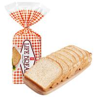 嘉顿/Garden麦纤维生命面包方包  营养早餐零食饼干  休闲零食面包450g