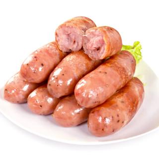 金锣 道地肠 黑胡椒味 1.2kg/袋 地道热狗烤肠