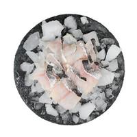 SOLID STANDARD 纯色本味 冷冻黑鱼片 300g/袋 乌鱼片 水煮鱼 酸菜鱼食材