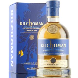 Kilchoman 齐侯门 玛吉湾 苏格兰威士忌 单一麦芽 700ml *2件