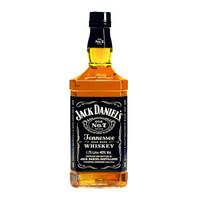 Jack Daniel's 杰克丹尼 田纳西州 威士忌 1.75L *2件