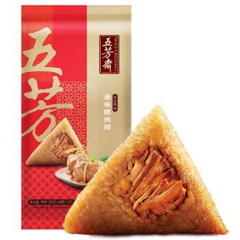 五芳斋 中华老字号 端午节粽子 嘉兴特产 美味鲜肉粽200g