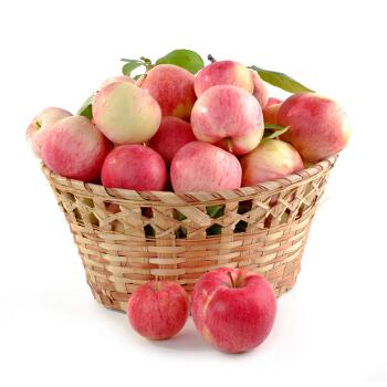 苹果(四个装)平安定制组合 新鲜水果 新鲜蔬菜