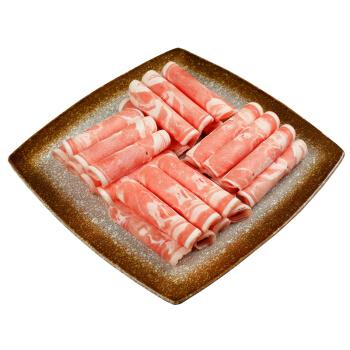 大庄园 原切羔羊肉卷550g火锅食材