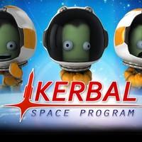 《坎巴拉太空计划》 PC宰人航天游戏