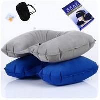 Supple 避光眼罩耳塞充气枕三件套