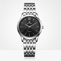 TIAN WANG 天王 沧海系列 LS3993S.S.B 女士石英手表